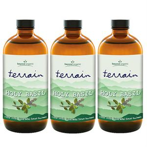 Terrain Holy Basil Product Page