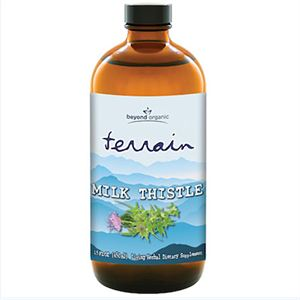 Terrain Milk Thistle Product Page
