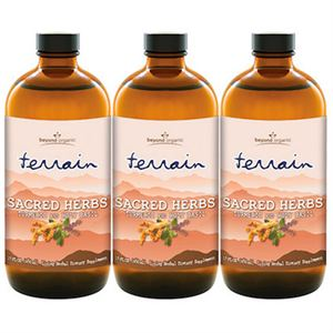 Terrain Sacred Herb Product Page
