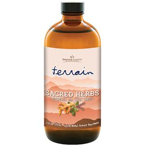 Terrain Sacred Herbs Product Page