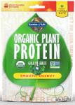 Organic Plant Protein Product Page