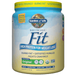 Raw Organic Fit Product Page