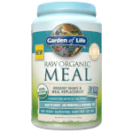 Raw Organic Meal Product Page