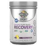 SPORT Organic Plant-Based Recovery Product Page