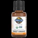 Sweet Orange Product Page