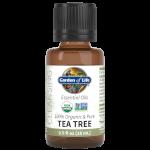 Tea Tree Product Page